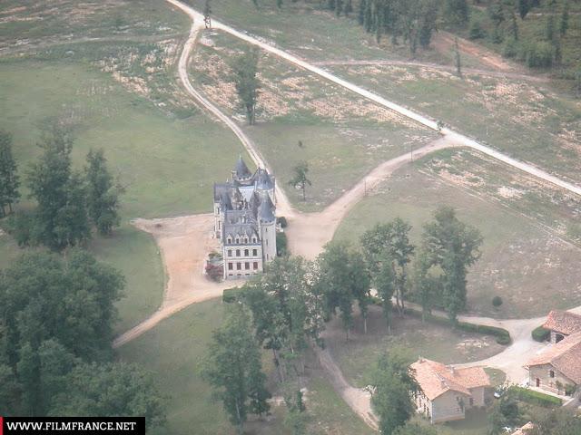 Château Et Lacs De Saint Maigrin