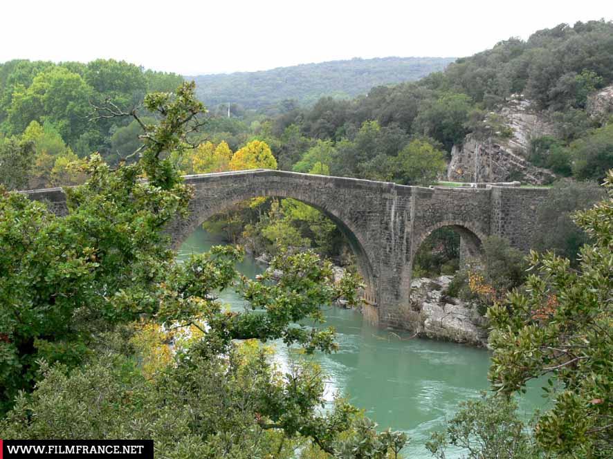 Bridge Saint Etienne D Issensac Film France