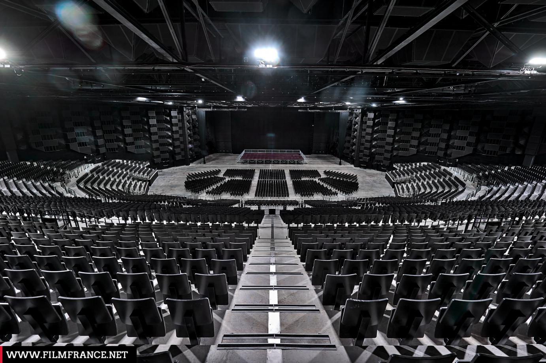 Salle De Spectacle Arkea Arena Bordeaux Film France