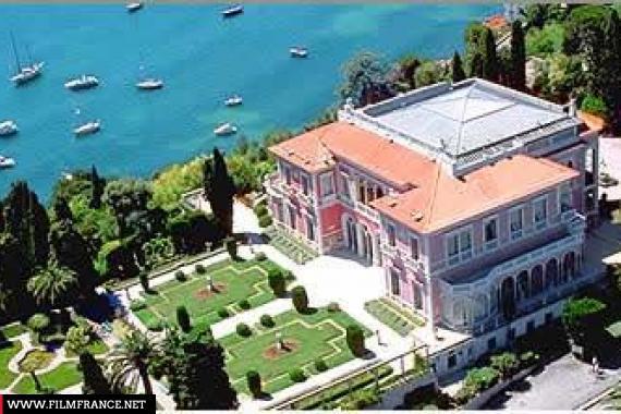 Villa Ephrussi de Rothschild Saint-Jean-Cap-Ferrat | Film France